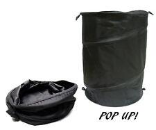 Pliable voiture pop up poubelle, poubelle, poubelle, poubelle, corbeille à papier, réceptacle