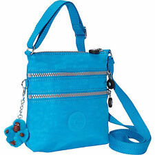 NWT Kipling Alvar XS Crossbody Mini Crossbody Bag - Agua Blue