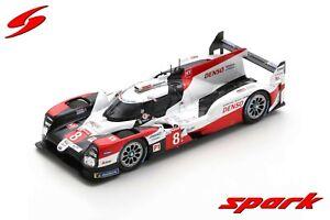 SPARK 43LM20 Toyota TS050 Hybrid Gazoo Racing #8 Winner 24h Le Mans 2020 1/43