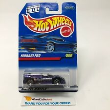 Ferrari F50 #855 * Purple * Hot Wheels 1998 * JC24
