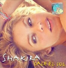 SHAKIRA - SALE EL SOL NEW CD