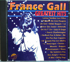 "FRANCE GALL - CD ""GREATEST HITS"""