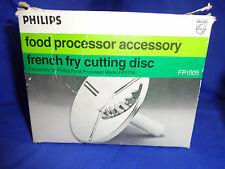 Philips Food Processor FP5708 French Fry Cutting Disc Blade FP1005 NEW
