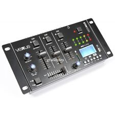 Vexus STM3030 4-Kanaals Mixer USB/MP3/BT/REC
