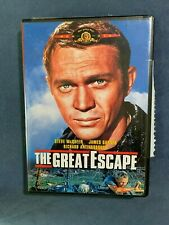 The Great Escape (Dvd, 2009, ) Steve McQueen+ James Garner -Widescreen