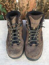 Denali Men's Hiking Brown Suede Shoes US Sz 8.5 EU 42