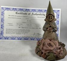 Rosie-R 1987 Tom Clark Gnome Cairn Studio Item#1193Ed#35 Artist Signed Free Ship