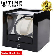 Time Tutelary Watch Winder KA079 For 1x Single Automatic Watch - Black