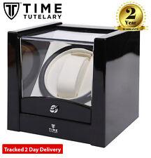 Time Tutelary Watch Winder KA079 For 1x Single Automatic Watch - Black