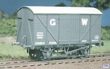 565 Ratio OO/HO GWR 12 Ton Ventilated Box Van (M/W)