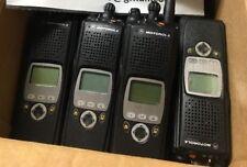 50 MOTOROLA XTS5000 II 800mhz P25 DIGITAL RADIOS H18UCF9PW6AN 500008-000482-8