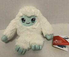 Russ Eddie The Yeti Glacier Blue Face Stuffed Animal Plush Collectible Lovey