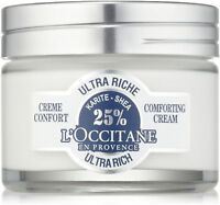 L'Occitane Ultra Rich Comforting Cream 1.7 oz