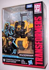 Transformers Studio Series CONSTRUCTICON HIGHTOWER #47 ROTF Devastator Deluxe