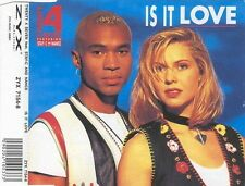 Twenty 4 Seven Featuring Stay-C And Nance - Is It Love *MS-CD*NEU*