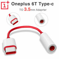 For oneplus 6T 7 Pro usb Type C To 3.5mm Earphone Jack Adapter Aux Audio New