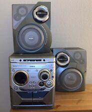 Philips FWM575 MP3/WMA Mini Hi-Fi System