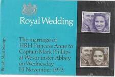 GB-1973 ''Royal Wedding''   Presentation Pack No. 56