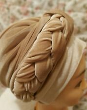 Nigeria African Turban for women, chemo cap auto gele, boho, headwear, hijab hat