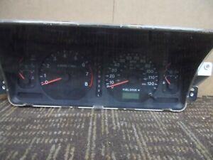 00 01 Isuzu Trooper Speedometer Instrument Cluster Oem 2000 2001 Unknown Miles