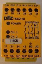 Pilz PNOZ X3 Safety relay 774316