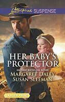 Her Baby's Protector: Saved by the Lawman Saved by the Seal... by Sleeman, Susan