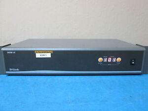 D-Link DKVM-16 KVM Switch 16-Port