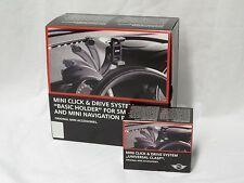 OEM Mini Cooper F55 F56 F57 Click & Drive System w/ Universal Smartphone Holder