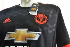 Manchester United Shirt 3rd 2015-2016 sz M *New with Vynil, Special Offer!!