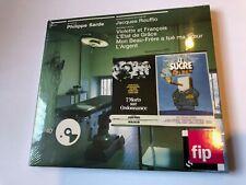 7 MORTS SUR ORDONNANCE / LE SUCRE (Sarde) OOP '06 Score Soundtrack OST CD SEALED