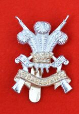 British Army. 3rd Carabiniers Genuine OR's Cap Badge
