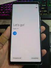 Samsung Galaxy Note9 SM-N960U - 128GB - Cloud Silver (Unlocked) (Single SIM)