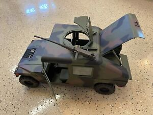 1997 21st Century Toys Military Humvee Ultimate Soldier Gi Joe 12 inch 1/6 Scale