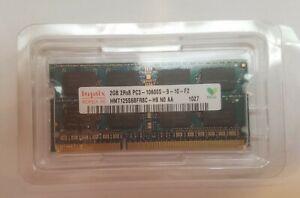 Hynix 2GB 2Rx8 PC3-10600S-9-10-F2