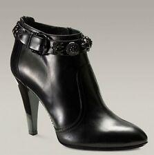 Burberry Prorsum Black Studded Ankle Boots Net a Porter FARFETCH SSENSE