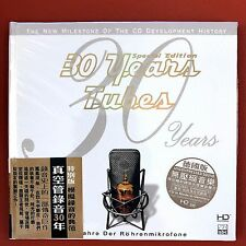 30 Years Tubes Special Edition 真空管錄音30年 DEMO CD Made in Germany ABC SHOWCASE