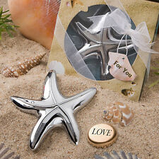 Starfish Beach Ocean Theme Bottle Opener Bridal Shower Wedding Favors