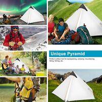 UK LanShan 2 3F UL GEAR 2 Person Outdoor Ultralight Camping Tent 3 Season