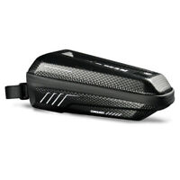 WILD MAN Bicycle Top Tube Front Beam Bag MTB Road Cycling Anti Pressure ShocD3S9