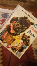 Vintage Little Golden Book The Three Bears 1976