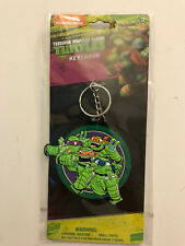 Teenage Mutant Ninja Turtles TMNT Soft Touch PVC Keyring - NIB