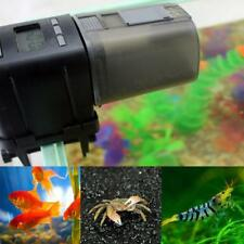 Digital LCD Auto Automatic Fish Food Feeder Pond Aquarium Tank Feeding Timer