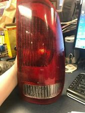 *USED* 97 FORD F150 PASSENGER TAIL LIGHT
