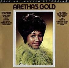 Aretha's Gold [Digipak] by Aretha Franklin (CD, 2013, Mobile Fidelity Sound Lab)