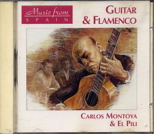 CARLOS MONTOYA & EL PILI - GUITAR & FLAMENCO