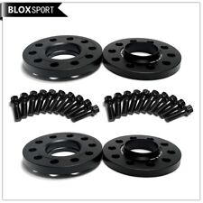 5x112 Wheel Spacers 12mm front 15mm rear for Mercedes W207 W212 E class Coupe