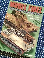 SELF PROPELLED GUNS Model Fibel Model Art Book Stunning 1/35 Kit Builds ASSAULT