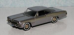 Chevrolet Impala 2-door Hardtop 1965 BROOKLIN 1/43e