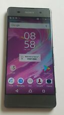 Sony Xperia F3113 - 16GB - Gray-GSM unlocked - Sometimes functions slow# 102JY