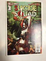 Suicide Squad (2011) # 1 (NM)
